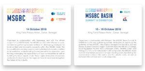 MSGBC Basin Summit & Exhibition