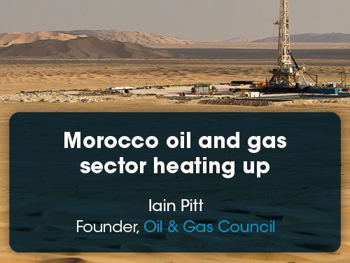 Morocco Oil and Gas Sector Kicks to Life in 2020