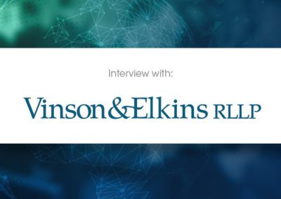 Interview with Vinson & Elkins