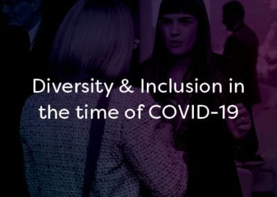 How to Win a Diversity & Inclusion battle in times of COVID-19?