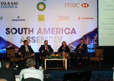 Access to Financing in South America moderated by Ricardo Beller