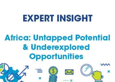 Africa: Untapped Potential