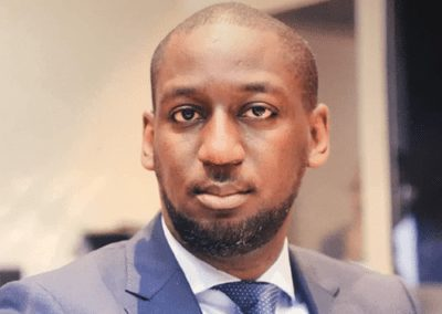 Aguibou Ba, Institut National du Pétrole et du Gaz (INPG)