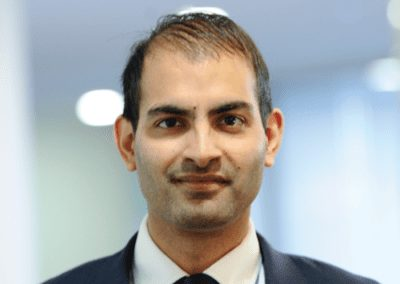 Akshai Fofaria, Partner, Solicitor & Avocat and Regional Chair of the Africa Group, Pinsent Masons LLP