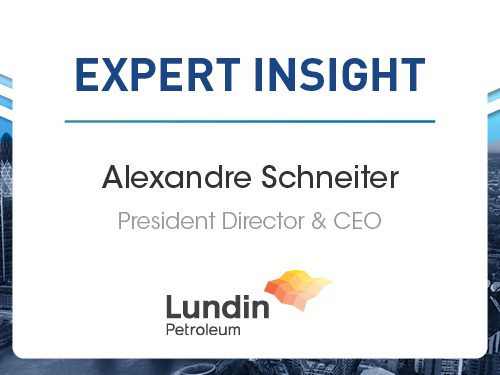 Small and Mid-Cap Companies of the Future: Alexandre Schneiter, Lundin Petroleum