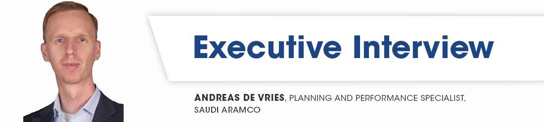 Andreas de Vries - Saudi Aramco | Oil and Gas Council