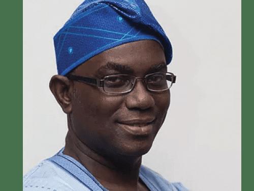 Professor Anthony Adegbulugbe