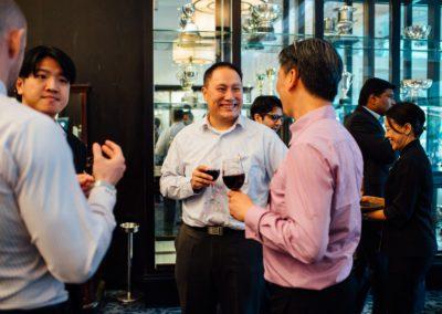 Asian Drinks Reception
