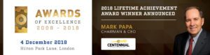 Awards Lifetime World Energy Capital Assembly