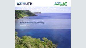Azilat BA Presentation