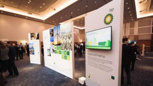BP Stand World Energy Capital Assembly