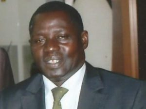 Boubacar Mbodji