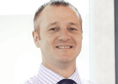 Brian Pye, VP Global Business Development, Sales & Marketing, LR Senergy, Indonesia