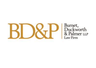 Burnet, Duckworth & Palmer LLP
