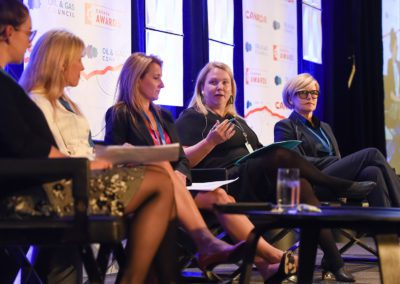 Kerry O'Reilly Wilks on the Women's Energy Council Panel, Canada Assembly 2019