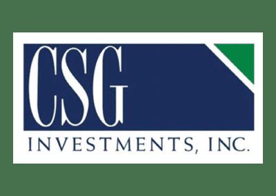 CSG Investments, INC