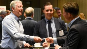 networking at canada assembly 2018