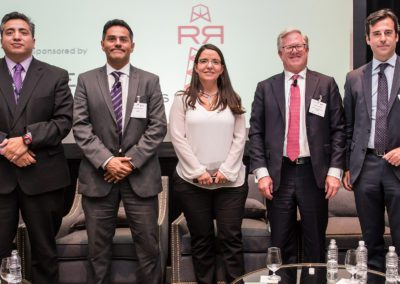 Celilia Curiel, Luis Villalobosm Carlos Isirna, Victor Luque at Mexico Power Day 2018