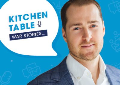 Kitchen Table War Stories: Charlie Matter
