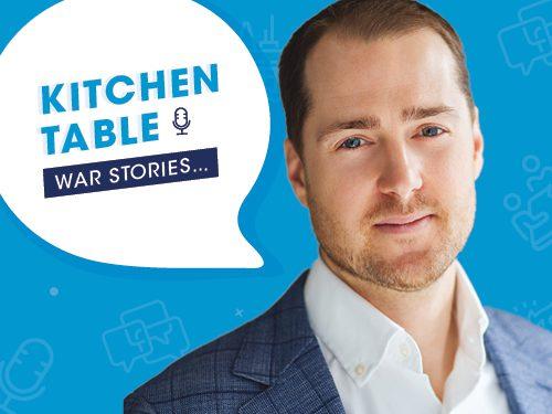 Kitchen Table War Stories: Charlie Matter