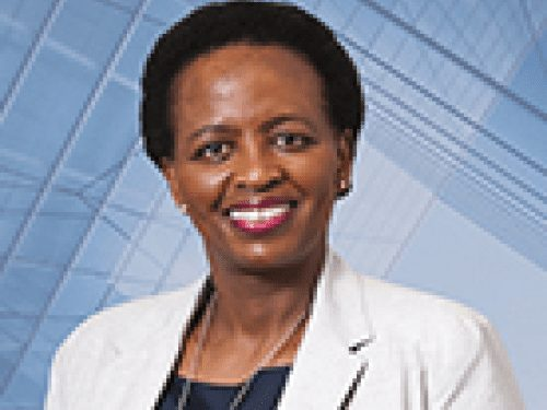 Charlotte Mokoena Executive Vice President, Human Resources and Corporate Affairs, Sasol