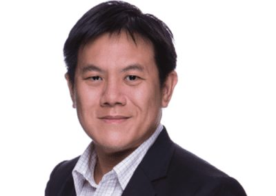 Chew Sutat, EVP and Head of Equities and Fixed Income, SGX