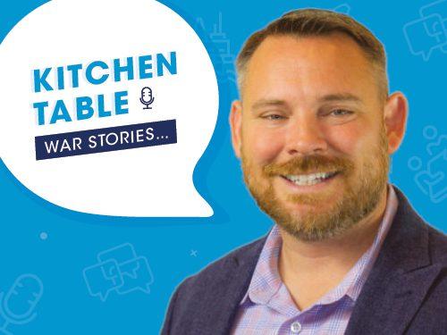 Kitchen Table War Stories: Chris Bentley
