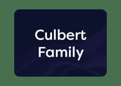 Culbert Family