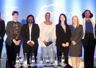 womens energy council launch in 2014