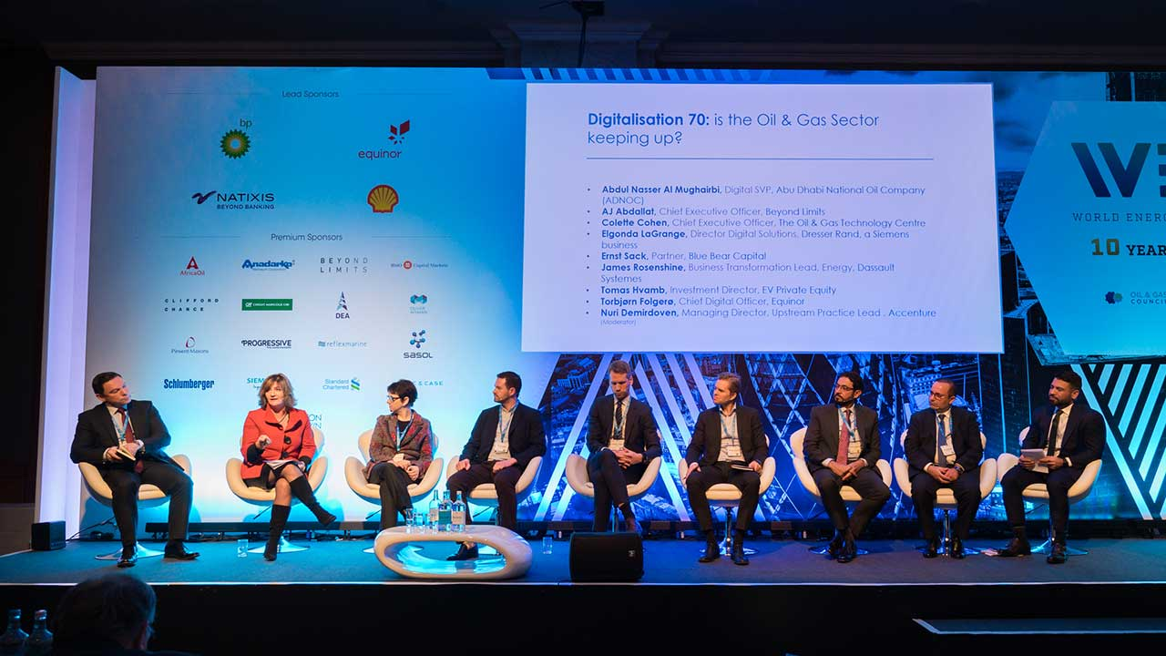 World Energy Capital Assembly   Events - Oil and Gas Council