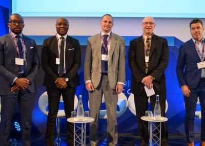 Panel Speakers - Africa Assemblly