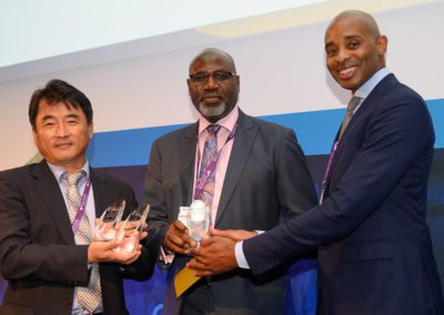 Project of the Year - EGINA Project - Africa Awards