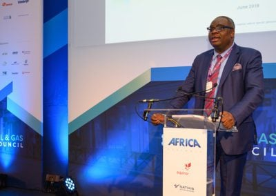 Kola Adesina, Group Managing Director, Sahara Power Group - Africa Assembly