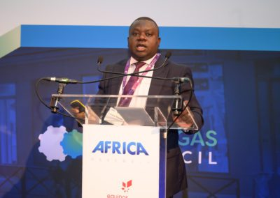 Emmanuel Muggaga Chief Financial Officer, UNOC - Africa Assembly