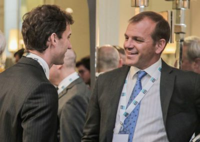 Delegates Networking at the South America Assembly