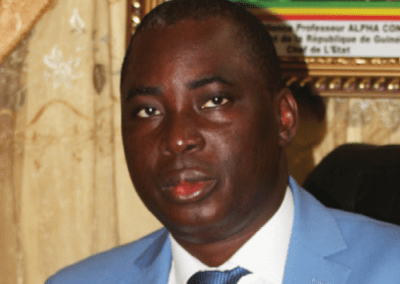 H. E. Diakaria Koulibaly