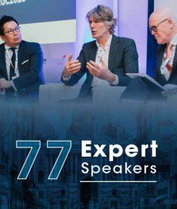 77 hours of expert speakers