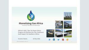 Ebrahim Takolia - Monetizing Gas