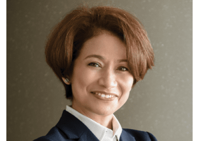 Emeliana Rice-Oxley, Vice President, Exploration, PETRONAS