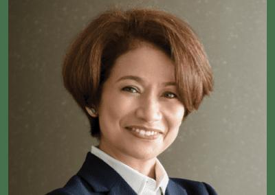 Emeliana Rice-Oxley, Vice President, Exploration, PETRONAS