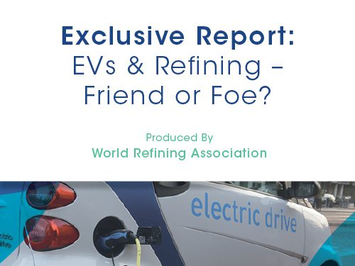 WRA – Electronic Vehicles Report
