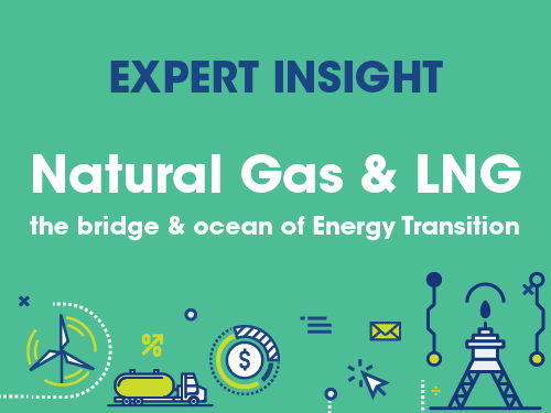 Natural Gas & LNG – the bridge & ocean of Energy Transition