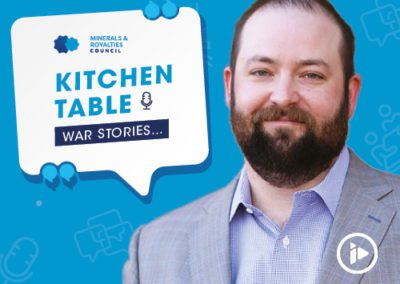 Kitchen Table War Stories: JD Smith