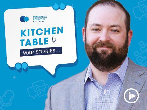 Kitchen Table War Stories: JD Smith