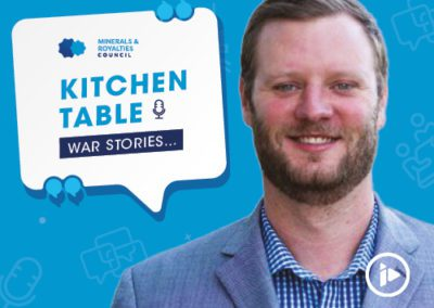 Kitchen Table War Stories: Trey Stanton
