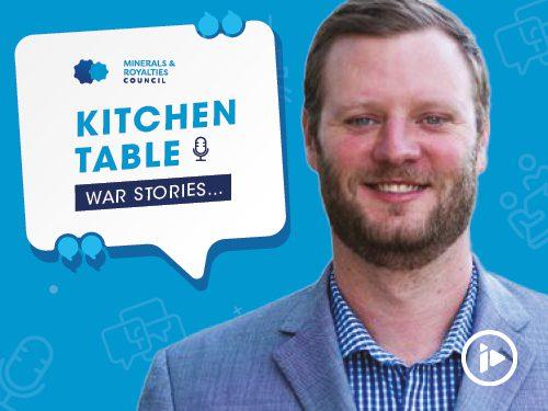 Kitchen Table War Stories: Trey Stanton