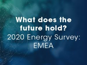 what does the future hold emea survey