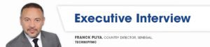Franck Pliya Executive Interview