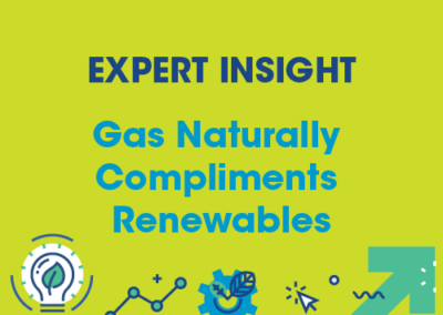 Gas Naturally Complements Renewables