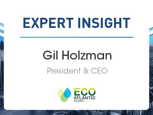 Small and Mid-Cap Companies of the Future: Gil Holzman, Eco Atlantic Oil & Gas
